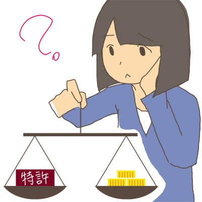 知財価値評価